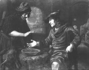 Jan Victors - Esau and the Mess of Pottage